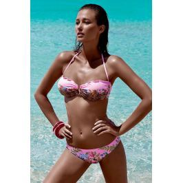 Horní díl dámských luxusních plavek Nihoa s flitry Spodní prádlo