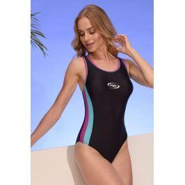 Dámské sportovní jednodílné plavky Alex 04