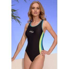 Dámské sportovní jednodílné plavky Alex 05