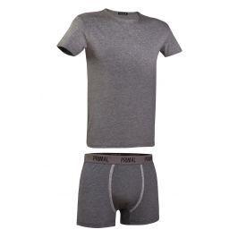 Pánský set PRIMAL 162BG tričko a boxerky