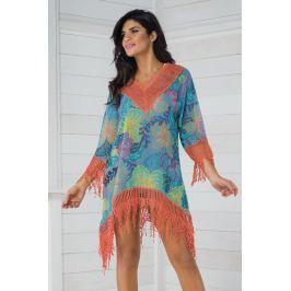 Dámské plážové šaty Vacanze z kolekce Flower Power