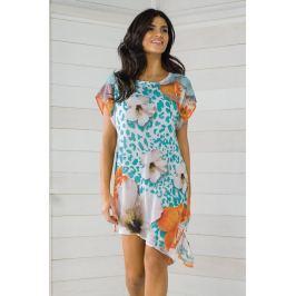Dámské plážové šaty Vacanze z kolekce Luxury Garden