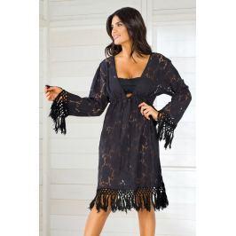 Dámské letní šaty Iconique IC8010 Black