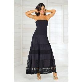 Dámské letní šaty Iconique IC8016 Black