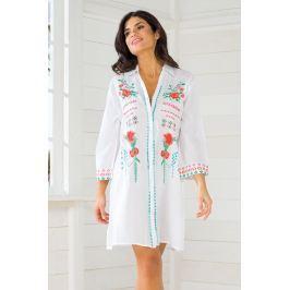 Dámské košilové letní šaty Iconique IC8089