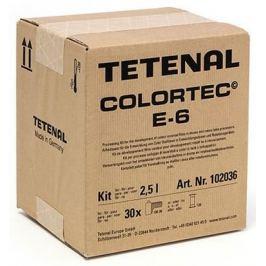TETENAL COLORTEC KIT E-6 2,5l 102036
