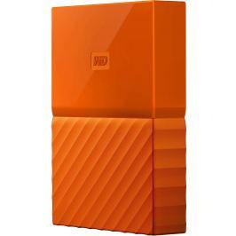"""WD MY PASSPORT 2TB Ext. 2.5"""" USB3.0, oranžový"""