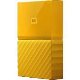 """WD MY PASSPORT 2TB Ext. 2.5"""" USB3.0, žlutý"""