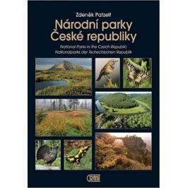 Zdeněk Patzelt - NÁRODNÍ PARKY ČESKÉ REPUBLIKY