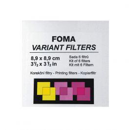 FOMA VARIANT filtry 8,9x8,9 cm