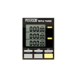 PATERSON 800 Triple Timer - stopky/hodiny do fotokomory