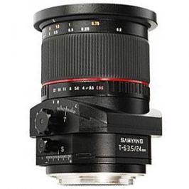 SAMYANG 24 mm f/3,5 Tilt-Shift ED AS UMC pro Pentax