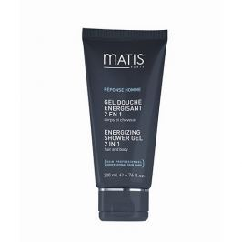 Matis Paris Energising Shower Gel sprchový gel 2v1 200 ml